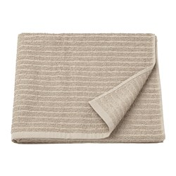 VÅGSJÖN - 浴巾, 淺米黃色 | IKEA 香港及澳門 - PE792303_S3