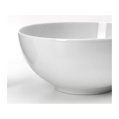 IKEA 365+ - bowl, rounded sides white, 13cm | IKEA Hong Kong and Macau - PE523562_S4