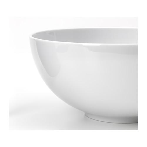 IKEA 365+ - 碗, 圓邊 白色, 22 厘米 | IKEA 香港及澳門 - PE523563_S4