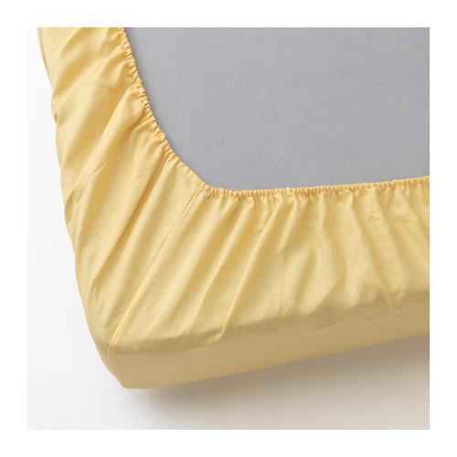 PUDERVIVA - 雙人床笠 | IKEA 香港及澳門 - PE696259_S4