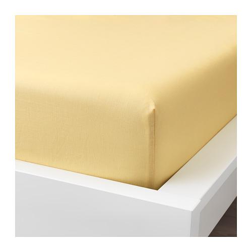 PUDERVIVA - 雙人床笠 | IKEA 香港及澳門 - PE696260_S4