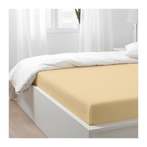 PUDERVIVA - 加特大雙人床單 | IKEA 香港及澳門 - PE696249_S4