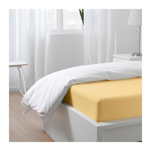 PUDERVIVA - 雙人床笠 | IKEA 香港及澳門 - PE696251_S4