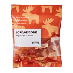 LÖRDAGSGODIS - 啫喱軟糖, 可樂味 | IKEA 香港及澳門 - PE792349_S3