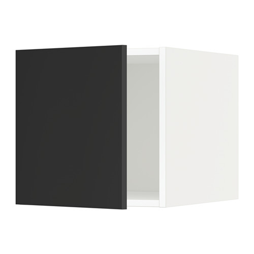 METOD - top cabinet, white/Uddevalla anthracite | IKEA Hong Kong and Macau - PE649072_S4
