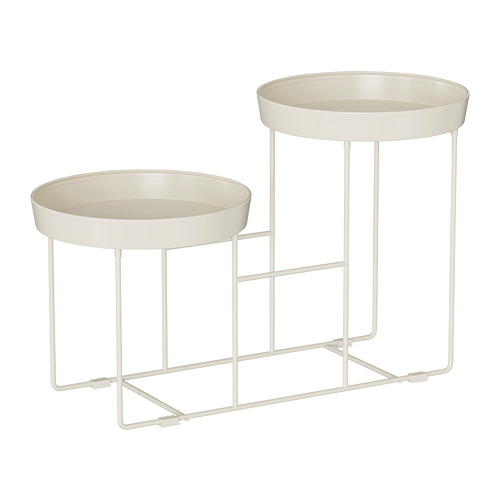 VITLÖK - plant stand, in/outdoor beige | IKEA Hong Kong and Macau - PE792393_S4