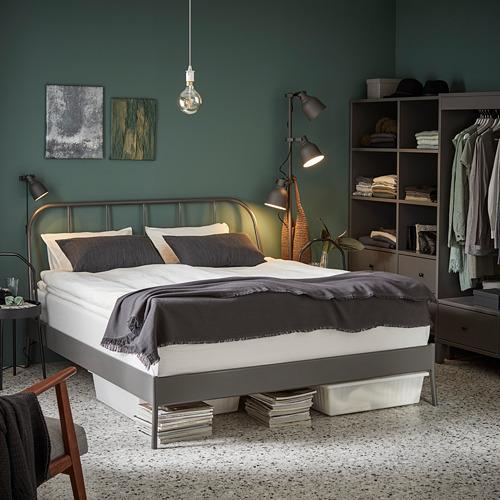 KOPARDAL - bed frame, LÖNSET, queen | IKEA Hong Kong and Macau - PE739460_S4