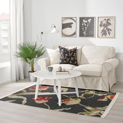 ÅLANDSROT rug, flatwoven