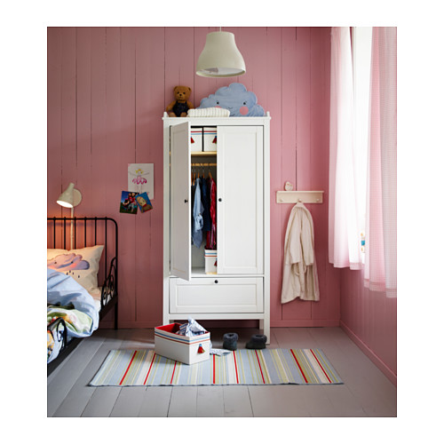 SUNDVIK - wardrobe, white | IKEA Hong Kong and Macau - PH121595_S4