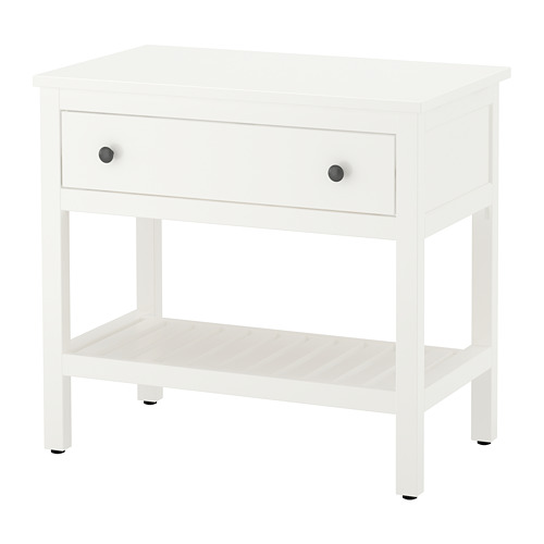 HEMNES - open wash-stand with 1 drawer, white | IKEA Hong Kong and Macau - PE696604_S4