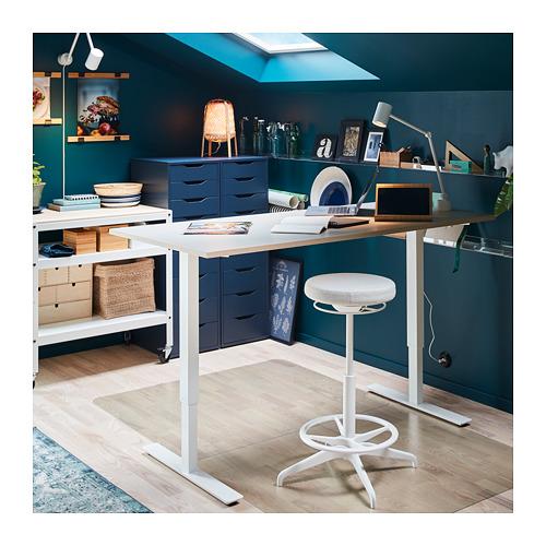 SKARSTA desk sit/stand