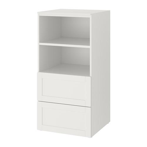 PLATSA/SMÅSTAD bookcase