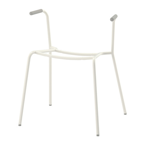 DIETMAR underframe for chair with armrests