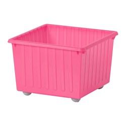 VESSLA - 活動貯物箱, 淺粉紅色 | IKEA 香港及澳門 - PE649300_S3