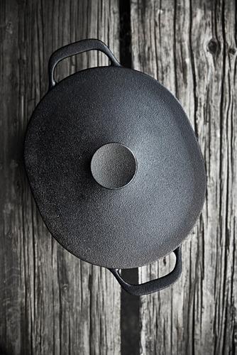 VARDAGEN - casserole with lid, cast iron | IKEA Hong Kong and Macau - PE792612_S4