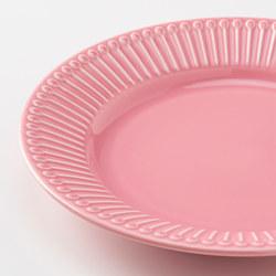 STRIMMIG - 餐用小碟, 粗陶器 粉紅色, 21 厘米 | IKEA 香港及澳門 - PE739793_S3