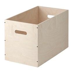RÅVAROR - box, birch plywood | IKEA Hong Kong and Macau - PE778337_S3