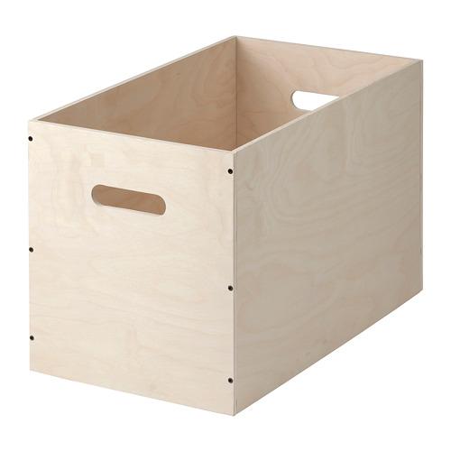 RÅVAROR box