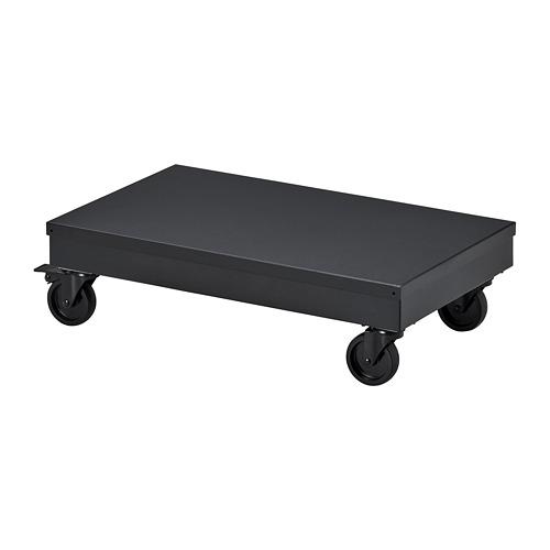 RÅVAROR - 活動几, 34x57x17 cm, 黑色 | IKEA 香港及澳門 - PE792655_S4