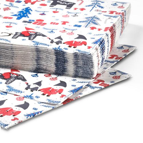 VINTERFEST 餐紙巾