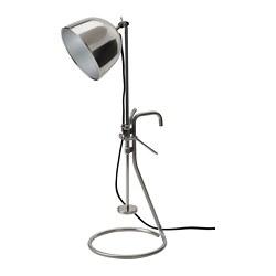 RÅVAROR - 可夾式檯燈, 不銹鋼 | IKEA 香港及澳門 - PE778338_S3