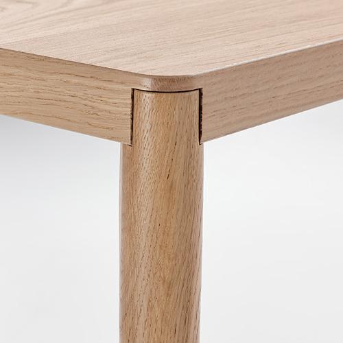 RÅVAROR - 餐檯, 橡木飾面 | IKEA 香港及澳門 - PE778344_S4