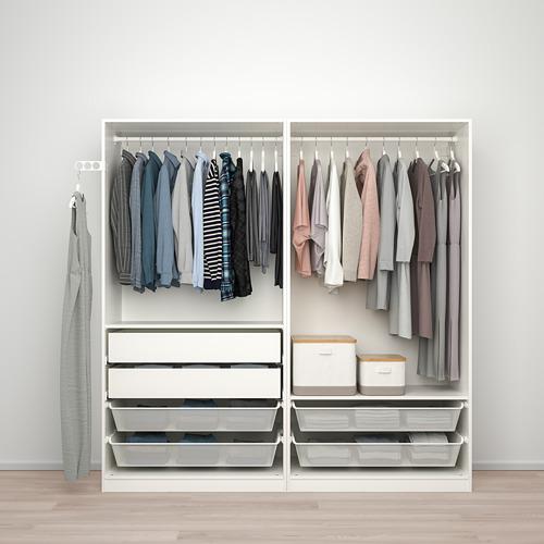 PAX/TYSSEDAL 衣櫃組合