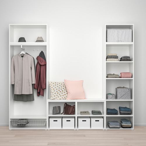 PLATSA - wardrobe with 9 doors, white/Fonnes Ridabu | IKEA Hong Kong and Macau - PE778574_S4