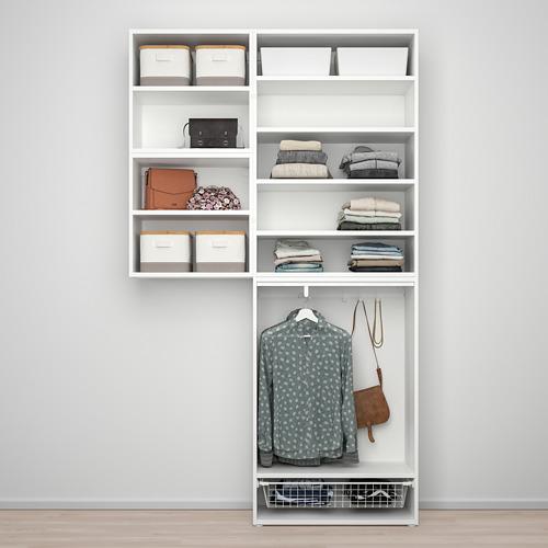 PLATSA - wardrobe w 6 doors, Fonnes white | IKEA Hong Kong and Macau - PE778575_S4