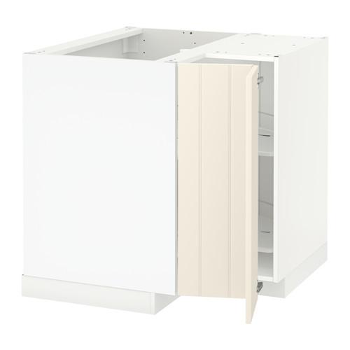 METOD corner base cabinet with carousel