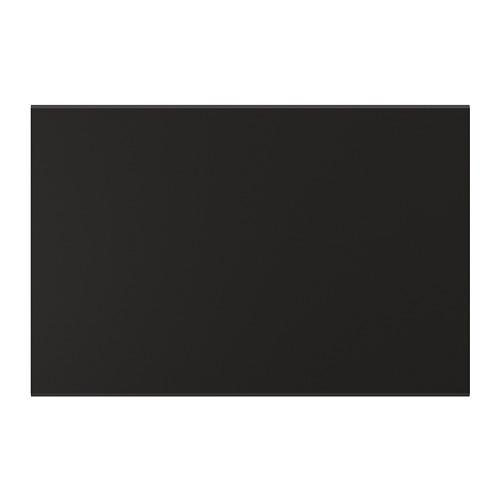 KUNGSBACKA - 抽屜面板, 炭黑色 | IKEA 香港及澳門 - PE697273_S4