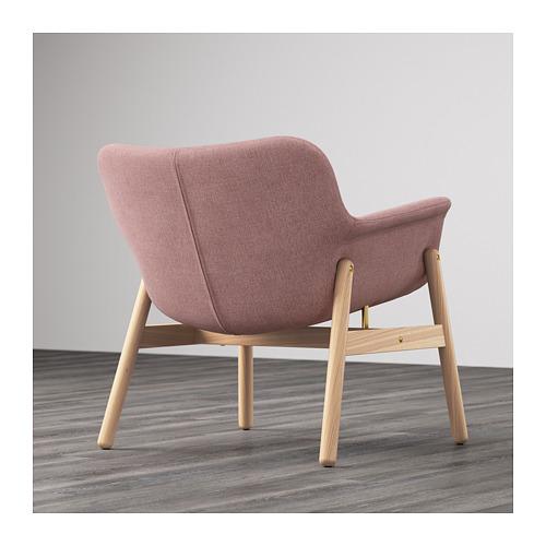 VEDBO - armchair, Gunnared light brown-pink | IKEA Hong Kong and Macau - PE649536_S4