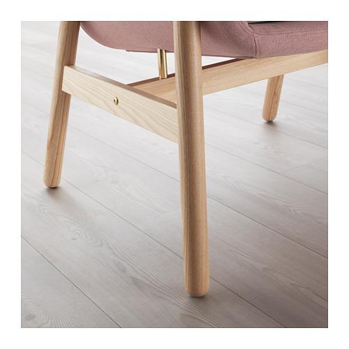 VEDBO - armchair, Gunnared light brown-pink | IKEA Hong Kong and Macau - PE649533_S4