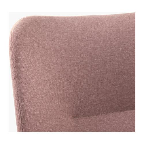 VEDBO - high-back armchair, Gunnared light brown-pink | IKEA Hong Kong and Macau - PE649543_S4