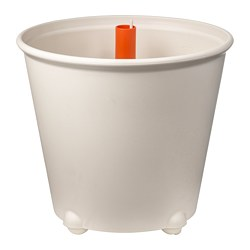 IKEA PS FEJÖ - self-watering plant pot, white | IKEA Hong Kong and Macau - PE697297_S3