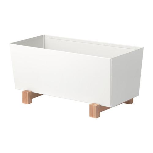 BITTERGURKA - 花盆, 白色 | IKEA 香港及澳門 - PE697306_S4