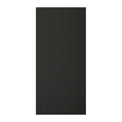 LERHYTTAN - cover panel, black stained | IKEA Hong Kong and Macau - PE697317_S4