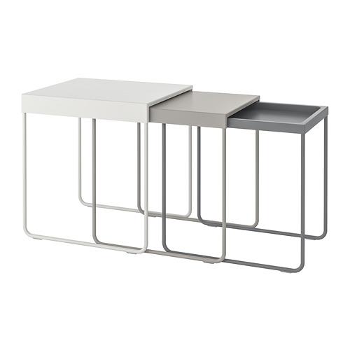 GRANBODA - nest of tables, set of 3   IKEA Hong Kong and Macau - PE740083_S4