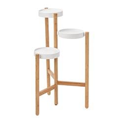 SATSUMAS - 花盆架, 竹/白色 | IKEA 香港及澳門 - PE697397_S3