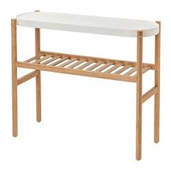 SATSUMAS - 花盆架, 竹/白色 | IKEA 香港及澳門 - PE697396_S3