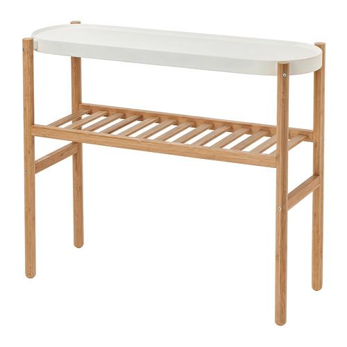 SATSUMAS - 花盆架, 竹/白色 | IKEA 香港及澳門 - PE697396_S4