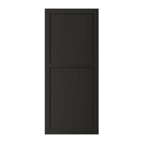 LERHYTTAN - 櫃門, 染黑色   IKEA 香港及澳門 - PE697456_S4