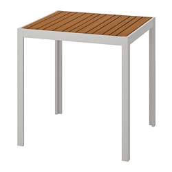 SJÄLLAND - 戶外檯, 淺褐色/淺灰色 | IKEA 香港及澳門 - PE740184_S3
