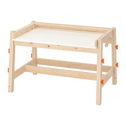FLISAT - Children's desk, adjustable | IKEA Hong Kong and Macau - PE740222_S3