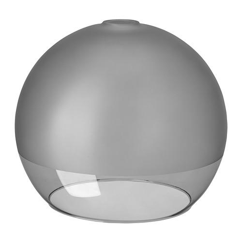 JAKOBSBYN - 吊燈燈罩, 磨砂玻璃/灰色   IKEA 香港及澳門 - PE792955_S4