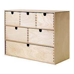 MOPPE - mini chest of drawers, birch plywood | IKEA Hong Kong and Macau - PE292948_S3