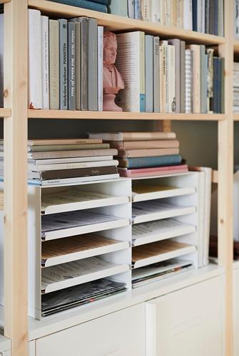 KVISSLE - letter tray, white   IKEA Hong Kong and Macau - PH154531_S4