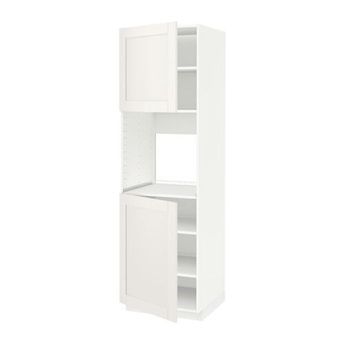 METOD - high cab f oven w 2 doors/shelves, white/Sävedal white | IKEA Hong Kong and Macau - PE524618_S4