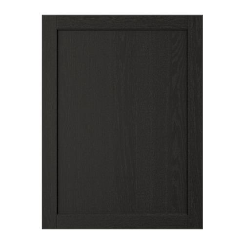 LERHYTTAN - 櫃門, 染黑色 | IKEA 香港及澳門 - PE697598_S4