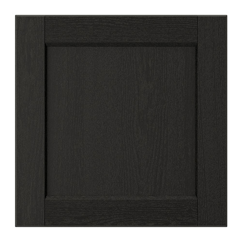 LERHYTTAN - drawer front, black stained | IKEA Hong Kong and Macau - PE697636_S4